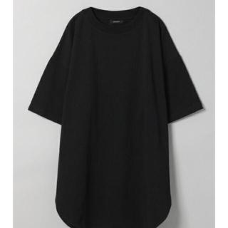 ジーナシス(JEANASIS)の 人気 ジーナシス 今季 ビッグTシャツ ❗️(Tシャツ(半袖/袖なし))