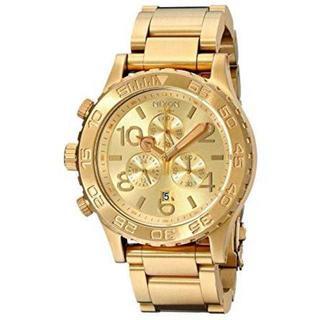 ニクソン(NIXON)の今だけ価格‼ ✨新品✨ ニクソン メンズウォッチ A037-502 ゴールド(腕時計(アナログ))