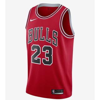 ナイキ(NIKE)のNIKE NBA CHICAGO BULLS JORDAN ナイキ ジョーダン(ジャージ)