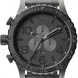 ☆セール品☆ メンズ ニクソンウォッチ 《新品》  A083-1062 ブラック(腕時計(アナログ))