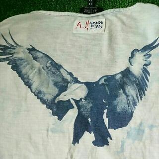 アルマーニジーンズ(ARMANI JEANS)のAJ ARMANIJEANS Tシャツ 美品 正規品(Tシャツ/カットソー(半袖/袖なし))