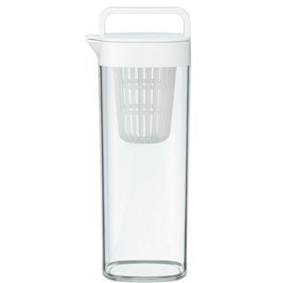 ムジルシリョウヒン(MUJI (無印良品))の無印良品 アクリル冷水筒・ドアポケットタイプ 約1L(容器)