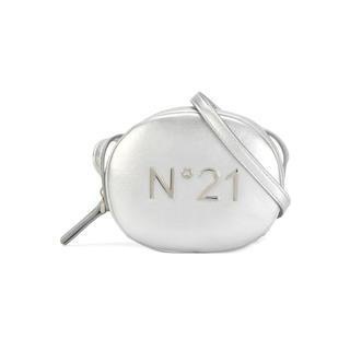 ヌメロヴェントゥーノ(N°21)の新品 完売 N°21 キッズ ロゴ ショルダー バッグ ポシェット(ショルダーバッグ)