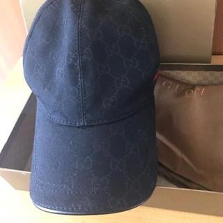 グッチ(Gucci)のgucci帽子(キャップ)
