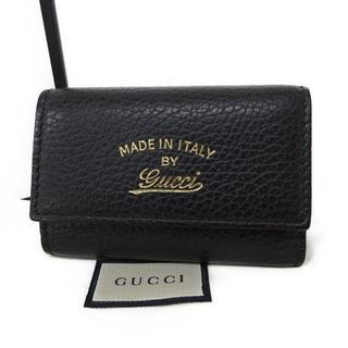 グッチ(Gucci)のグッチ GUCCI キーケース スウィング 6連 レザー 6連フック 1011(キーケース)