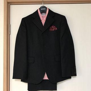 ミキハウス(mikihouse)のミキハウス キッズ スーツ 上下シャツセット(ドレス/フォーマル)