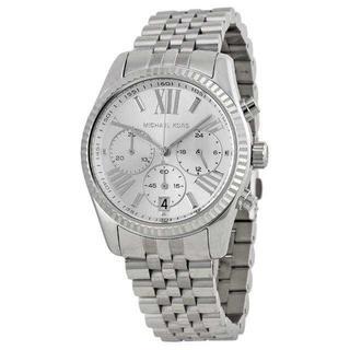 マイケルコース(Michael Kors)のマイケル・コース メンズ 《新品》 MK5555 シルバー(腕時計(アナログ))