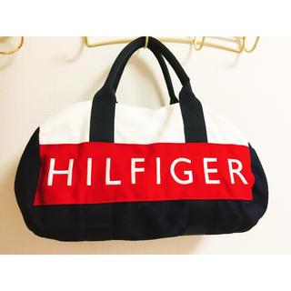 トミーヒルフィガー(TOMMY HILFIGER)のトミーフィルフィガーボストンバック(ショルダーバッグ)