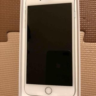 アップル(Apple)のiphone8plus 256g シルバー(スマートフォン本体)
