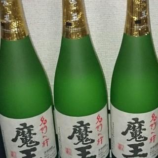 魔王5本セット(焼酎)