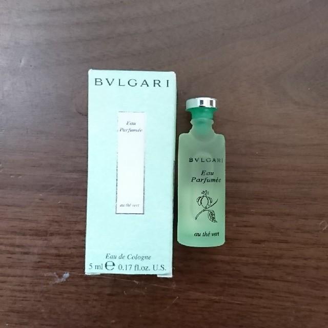 new style 5c6b9 ea2e9 BVLGARI 香水 ミニボトル✨   フリマアプリ ラクマ