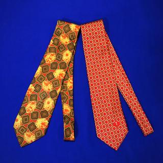 トラサルディ(Trussardi)のトラサルディのネクタイ2本セット(ネクタイ)