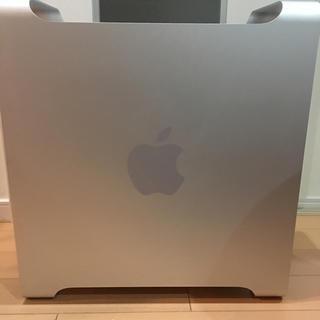 アップル(Apple)の【美品】Apple アップル MacPro 2009  32Gメモリ Wi-Fi(デスクトップ型PC)
