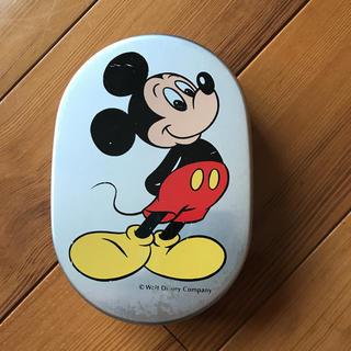 ディズニー(Disney)のmickeyのアルミのお弁当箱(弁当用品)