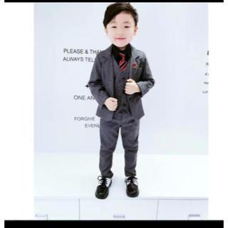 男児スーツ110センチ(ドレス/フォーマル)