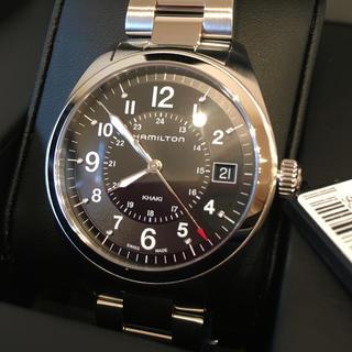 Hamilton - ハミルトン HAMILTON 腕時計  カーキ フィールド H68551933