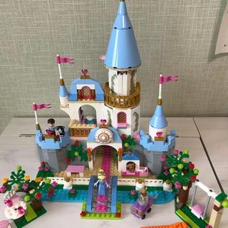 レゴ(Lego)のLEGO ディズニーシンデレラ城(積み木/ブロック)