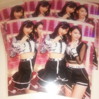AKB48 - 小栗有以 宮脇咲良○AKB48 Teacher Teacher HMV 生写真