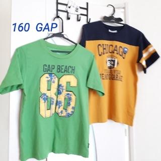 ギャップキッズ(GAP Kids)のGAP  160  Tシャツ&イトーヨーカ堂のTシャツ(Tシャツ/カットソー)