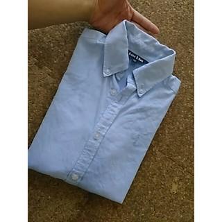 イーストボーイ(EASTBOY)のEASTBOY 140size爽やかなブルーシャツ(ドレス/フォーマル)