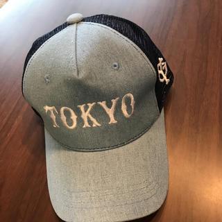 ヨミウリジャイアンツ(読売ジャイアンツ)のジャイアンツ キッズ キャップ(帽子)