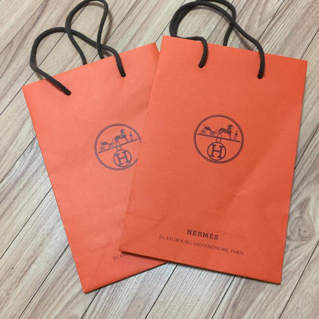 e81763f5bc24 Hermes - エルメス ショップ袋の通販 by まゆかじ's shop|エルメスなら ...