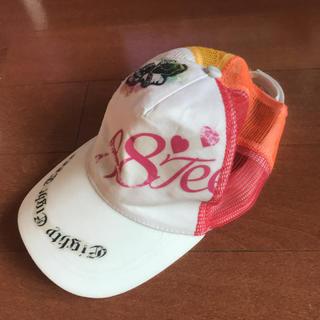 エイティーエイティーズ(88TEES)のキャップ キッズ 女子 88tees(帽子)