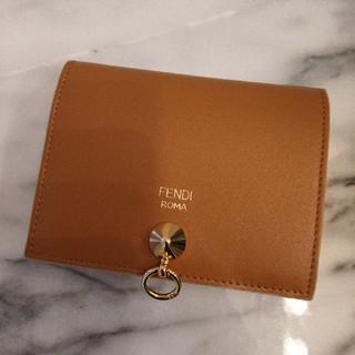 フェンディ(FENDI)のFENDI二つ折り財布(財布)