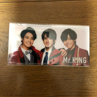 Johnny's - King & Prince (Mr.KING) チケットファイル
