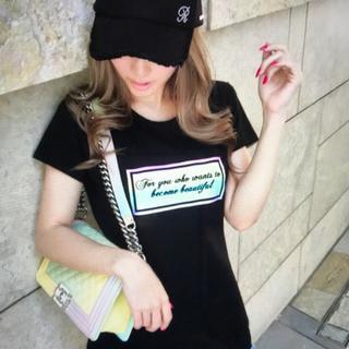 Rady - ☆Rady☆ラスト1点☆最新作・新品☆boxレインボー Tシャツ☆