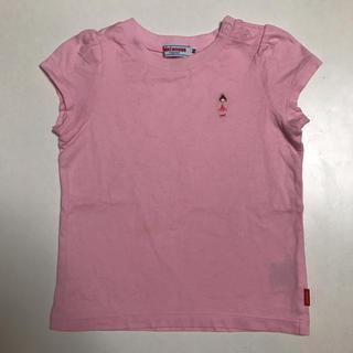 mikihouse - ミキハウス リーナちゃんTシャツ 90cm