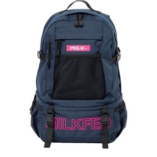 ミルクフェド(MILKFED.)の新品同様 ミルクフェド ビッグパックバー リュック(リュック/バックパック)
