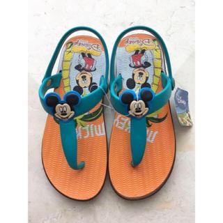 ディズニー(Disney)の★新品★ミッキー ディズニー★サンダル★14-20cm(サンダル)