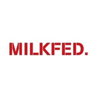 ミルクフェド(MILKFED.)の美品 ミルクフェド フロントスリットトップ カットソー(トレーナー/スウェット)