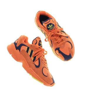 adidas - 送料無料 Adidas YUNG-1 ORENGE 28 US10
