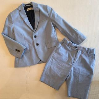 エイチアンドエム(H&M)の☆H&M☆上下スーツセット 入学式 七五三 結婚式 子供スーツ(ドレス/フォーマル)