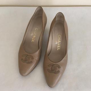 シャネル(CHANEL)のシャネル パンプス 36 靴(ハイヒール/パンプス)