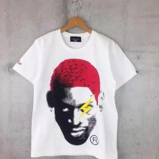 シュプリーム(Supreme)のSAPEur tシャツ ロッドマン Dotman(Tシャツ/カットソー(半袖/袖なし))