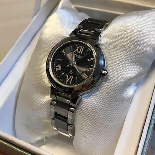 シチズン(CITIZEN)のCITIZEN xC(クロスシー)  XCB38-9131(腕時計)