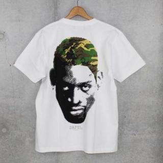 シュプリーム(Supreme)のSAPEur tシャツ ロッドマン  Dotman xxl(Tシャツ/カットソー(半袖/袖なし))