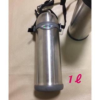 ゾウジルシ(象印)の象印 ステンレスボトル タフボーイ 1リットル シルバー(水筒)
