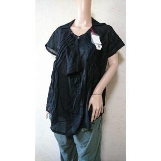スナオクワハラ(sunaokuwahara)のsunao kuwaharaシャツ(シャツ/ブラウス(半袖/袖なし))