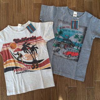 エーアーベー(eaB)の新品 eaB130センチ Tシャツ(Tシャツ(半袖/袖なし))