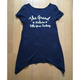シマムラ(しまむら)の背中の刺繍がかわいいTシャツ(Tシャツ(半袖/袖なし))