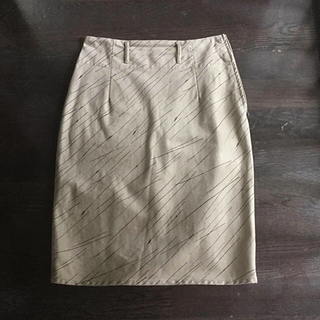 キャピタル(KAPITAL)の【最終価格】kapital ハイウェストスカート ♡(ひざ丈スカート)