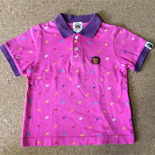 アベイシングエイプ(A BATHING APE)のくすみ's shop様専用✴︎BAPE  KIDS ポロシャツ(Tシャツ/カットソー)
