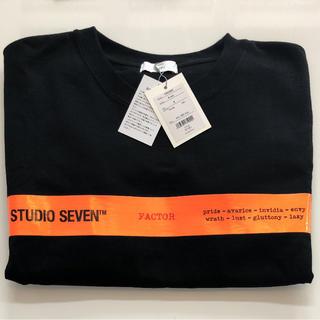 STUDIO SEVEN 限定Tシャツ 2018ss M