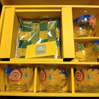 エンリココベリ(ENRICO COVERI)のENRICO COVERI の冷茶セット(グラス/カップ)
