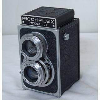 RICOHFLEX MODELⅦ二眼レフカメラ
