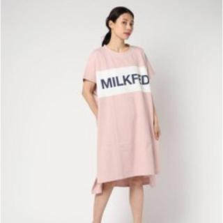 ミルクフェド(MILKFED.)のMILKFED. ワンピース(ロングワンピース/マキシワンピース)